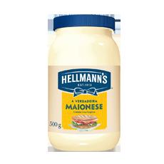 Maionese Hellmann's Tradicional 500g
