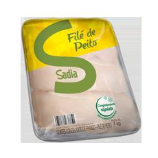 Filé de Peito Sadia 1Kg