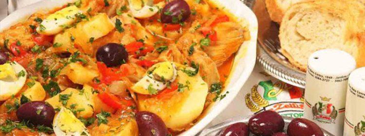 Receita de Páscoa: Bacalhau de Forno