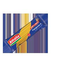 Macarrão Sêmola Santa Amália 500g Espaguete/Cortadas
