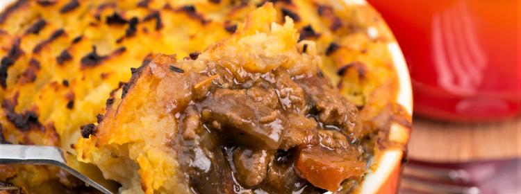 Especial Bem Viver: Escondidinho com batata-doce