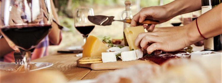 Especial Queijos e Vinhos: harmonização de queijos e vinhos
