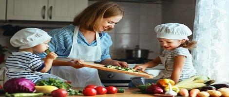 Como 'inventar moda' na cozinha sem precisar sair de casa?